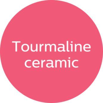 Турмалиновый керамический корпус для идеальной гладкости и сияния