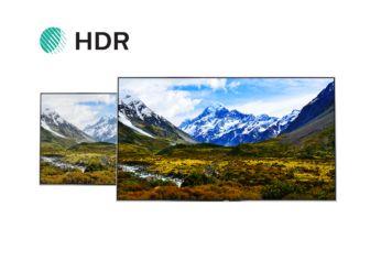 High Dynamic Range erweckt die Bilder zum Leben
