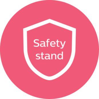 Безопасная подставка для удобства использования