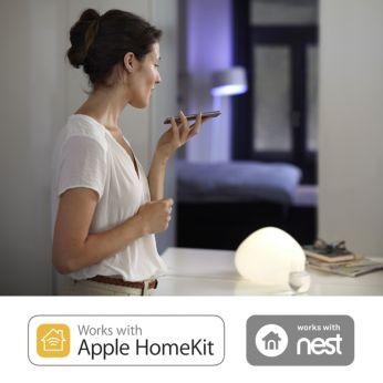 Kompatibilní stechnologií Apple HomeKit aWorks With Nest