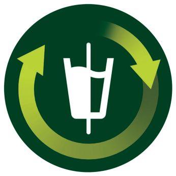 Tehnologie FiberBoost cu până la 50% mai multe fibre