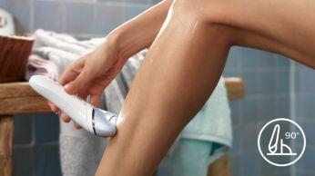 Foloseşte întotdeauna la un unghi de 90 grade pentru performanţă optimă