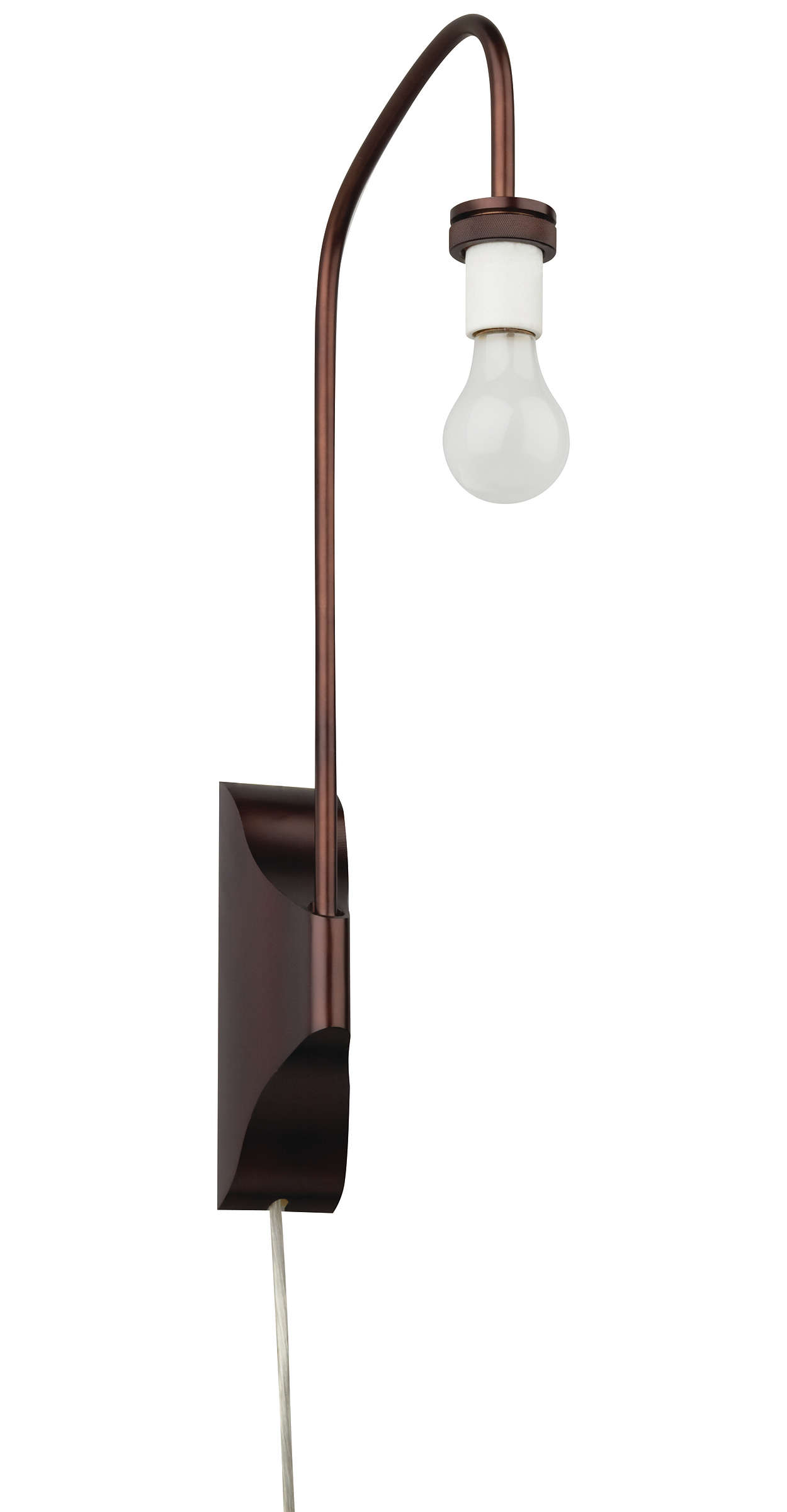 Solstice 1-light Wall in Merlot Bronze finish