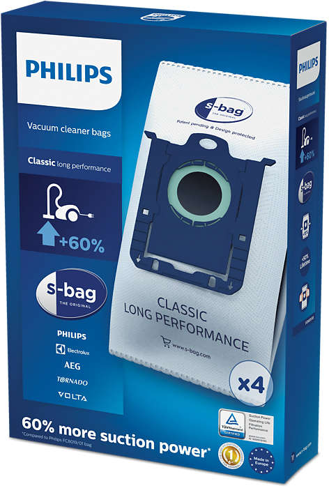 s-bag® Classic Long Performance