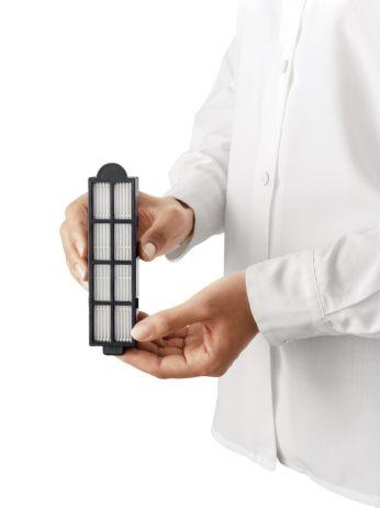 Выходной фильтр HEPA