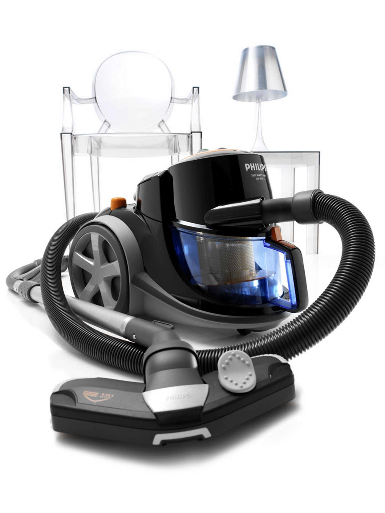 marathon aspirateur sans sac fc9216 04 philips. Black Bedroom Furniture Sets. Home Design Ideas