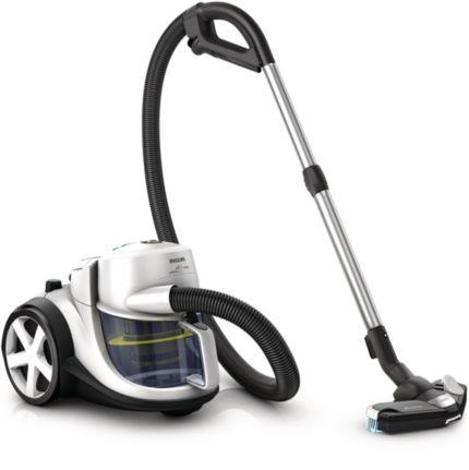 Philips  poseløs støvsuger Alle gulve FC9232/01