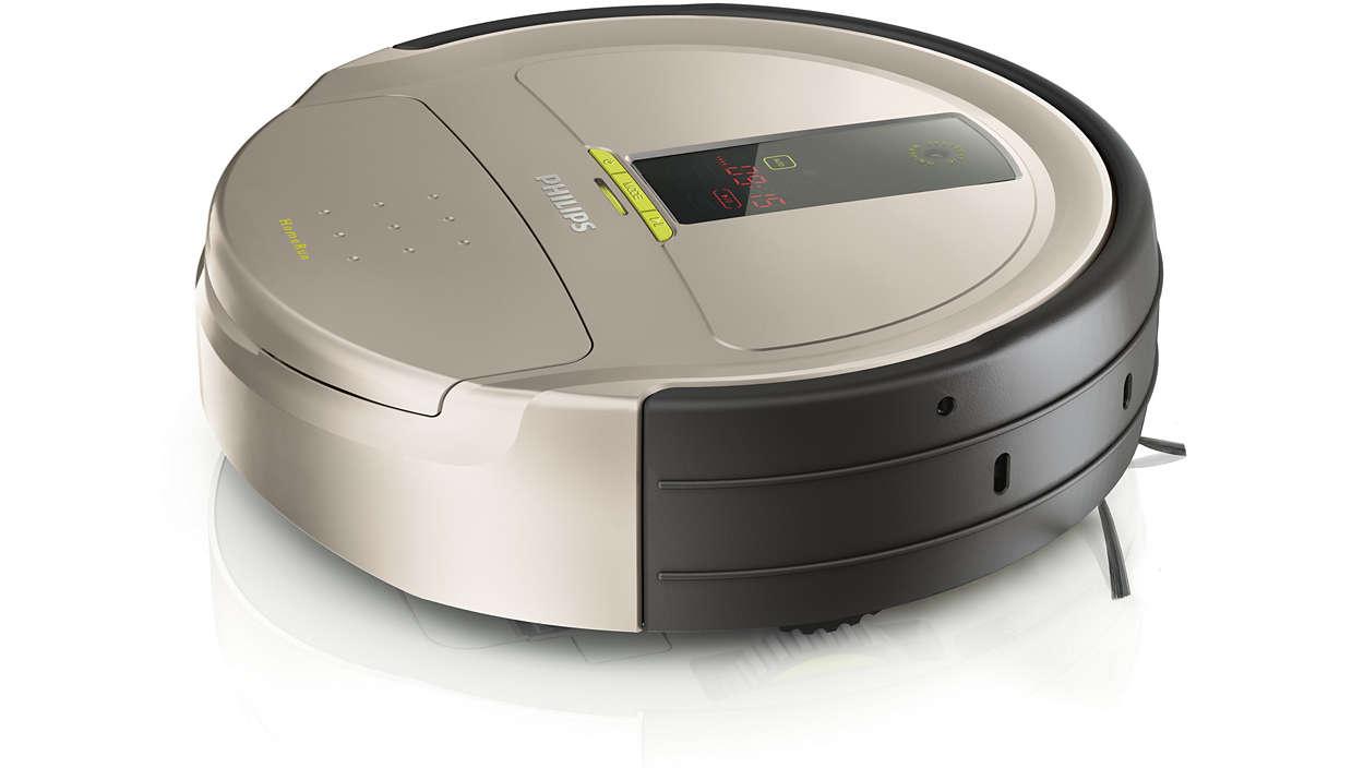 Hifi Electroménager Aspirateur robot PHILIPS FC9910/01 sur Darty  Site des