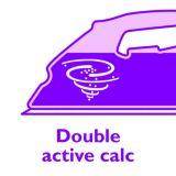 Dvojitý aktivní systém odvápňování