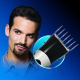 9 position hair clipper comb
