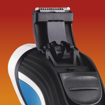 Pop-up trimmer