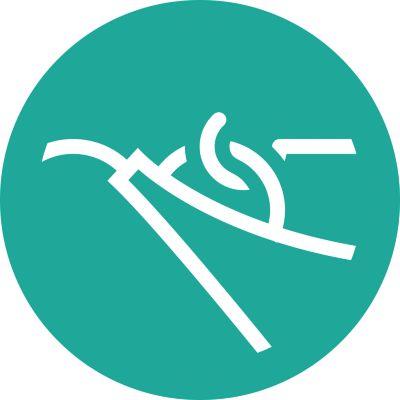 Петелька для подвешивания прибора