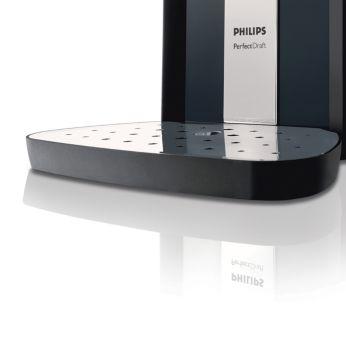 Plateau égouttoir amovible, compatible lave-vaisselle