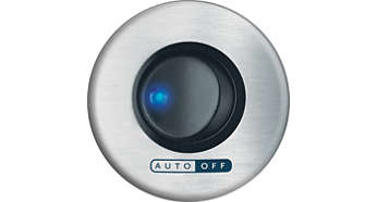 Automatic shut-off after 1 hour