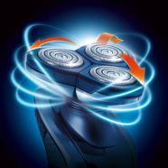 Flex & Pivot Action teknolojisi tüm kıvrımlara uyum sağlar