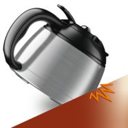 Verseuse isotherme incassable en acier inoxydable