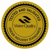 Selo de Ouro do Water Quality Association (WQA), EUA