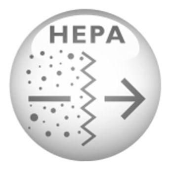 Фильтр EPA 10 задерживает всю пыль