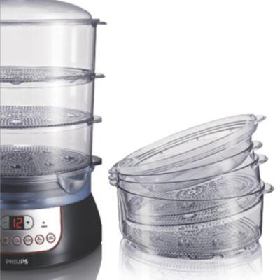 Составляемые чаши для удобного хранения
