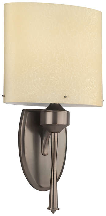 Tatem 2-light wall light