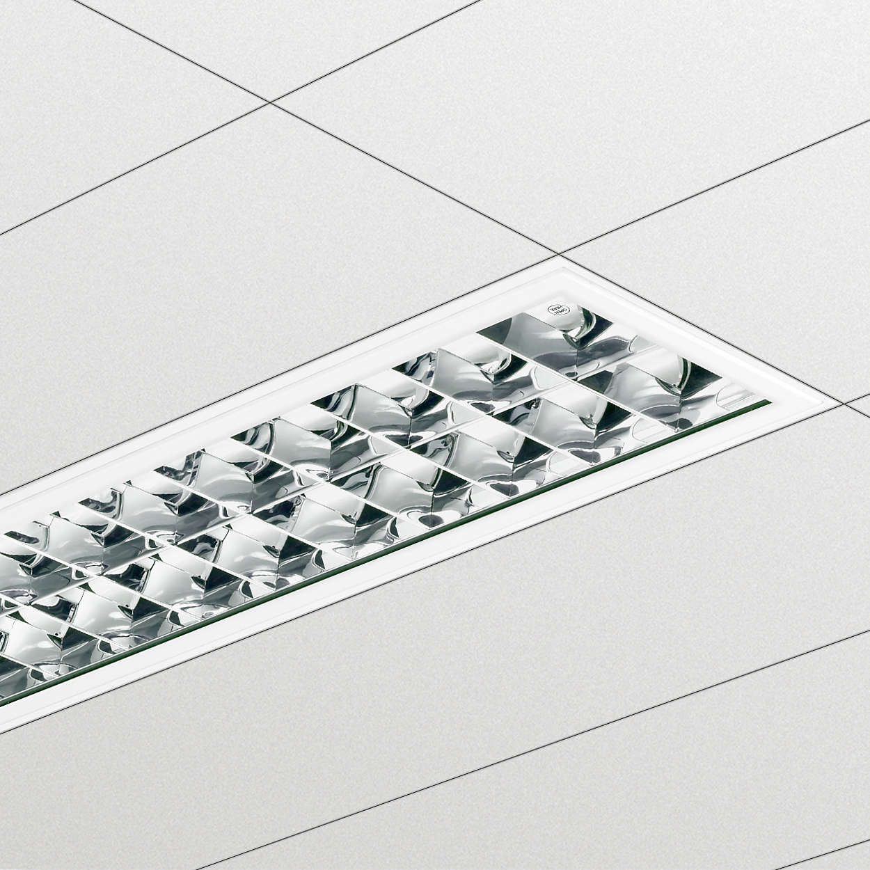 Cleanroom Luminaire – smooth, slim, value-for-money solution