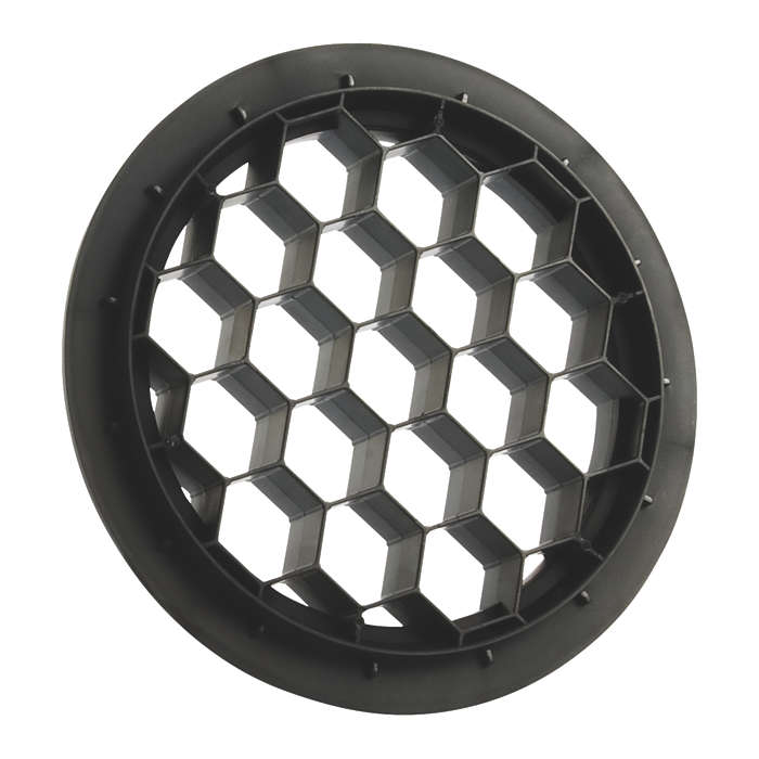 eW Burst Compact Powercore – high-output, exterior white spotlight for accent and site lighting