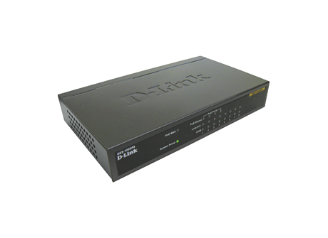 ZCX400 SWITCH UNMANAGED 4 POE PORT Gb (4