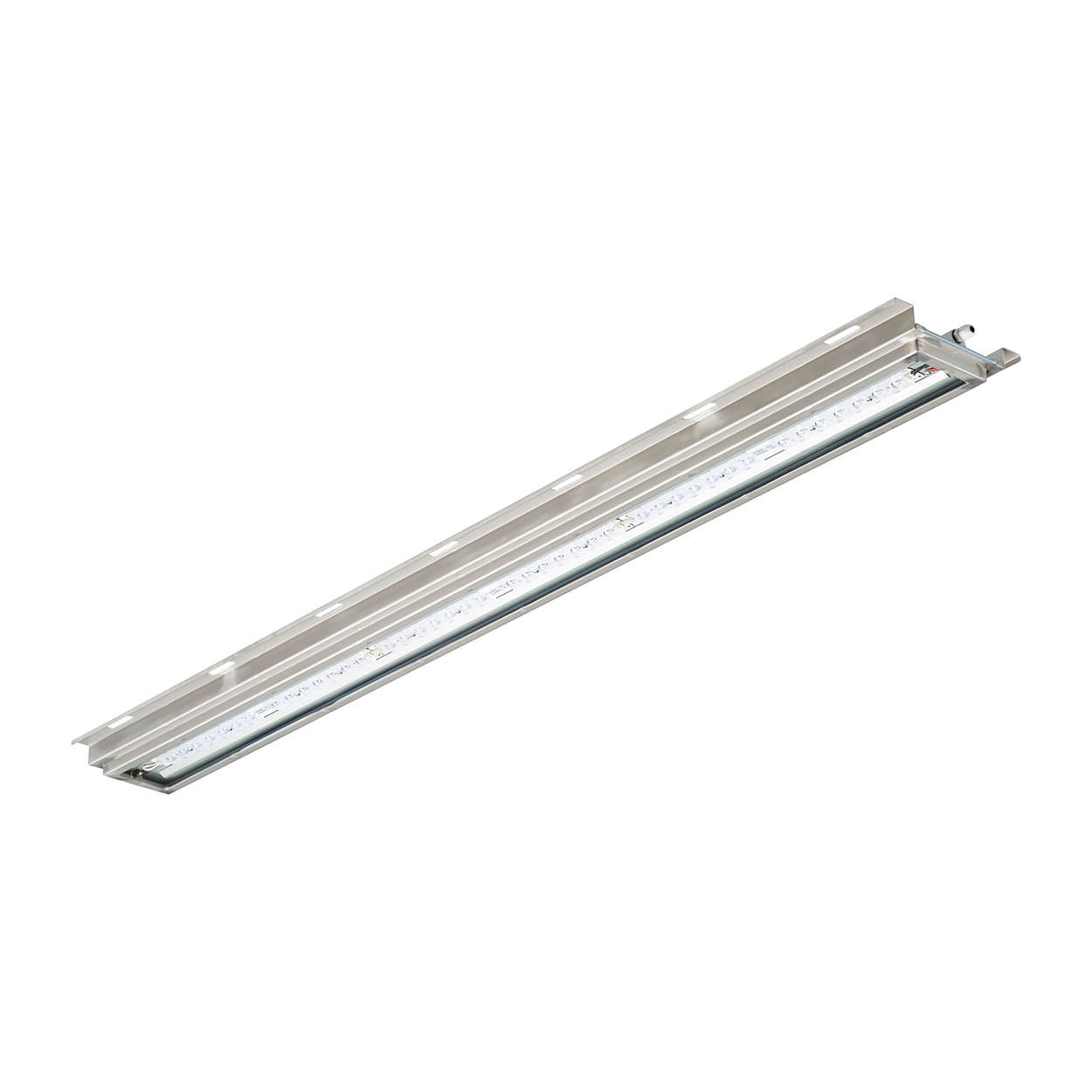 FlowLine LED unit – linear LED tunnel luminaire