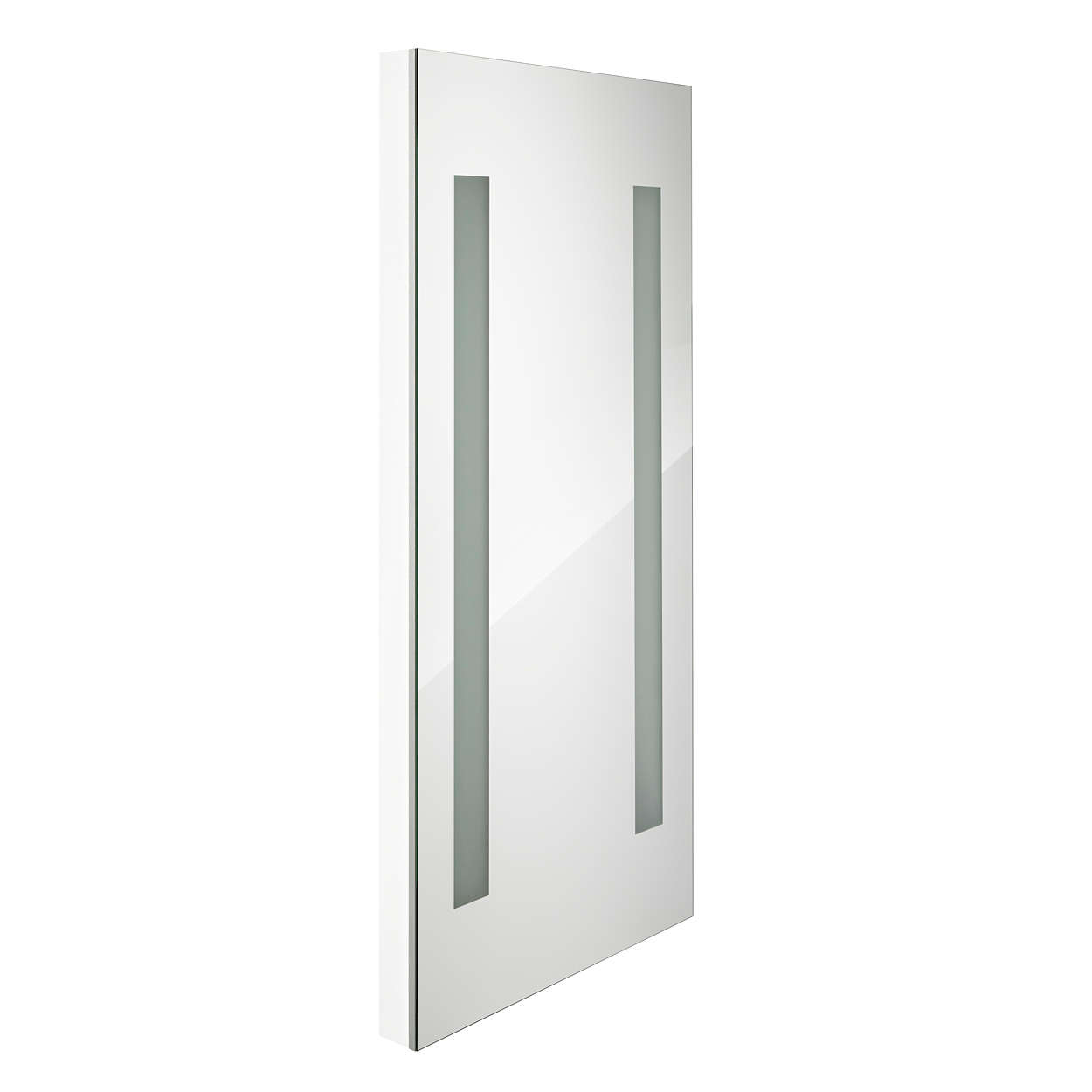 AmbiScene Fashion Mirror Occasions – fitting-room mirror with optimal lighting, which users can adapt to the occasion at hand