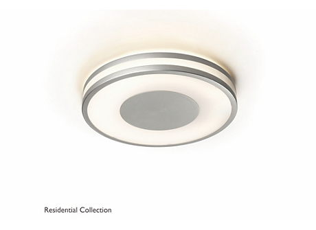 Being ceiling lamp aluminium 1x40W 230V