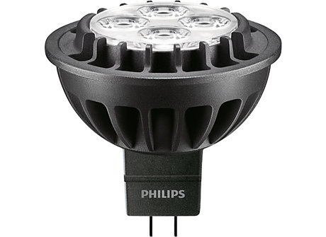 MASTER LED 7W 827 MR16 60D Dim AU
