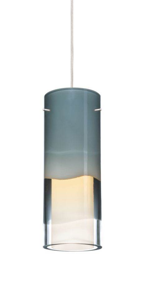 Capri smoke glass shade