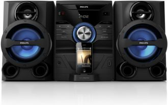 Philips  Mini Hi-Fi System 100W FWM200D/37