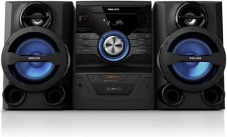 Philips  Mini Hi-Fi System 145W FWM211/37
