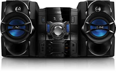 Mini Hi Fi System Fwm3500 37 Philips