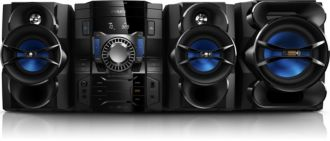 Philips  Mini Hi-Fi System 550 W FWM6000/10