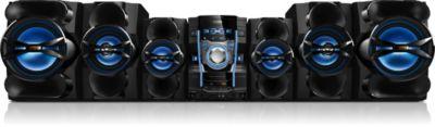 Philips Mini System Hi-Fi FWM9000X 1580W RMS
