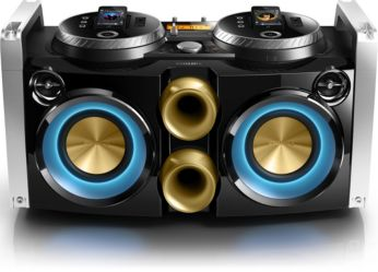 Mix like a DJ Mini Hi-Fi System
