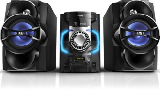 Philips  Mini sistema Hi-Fi 650 W FWT3600/55