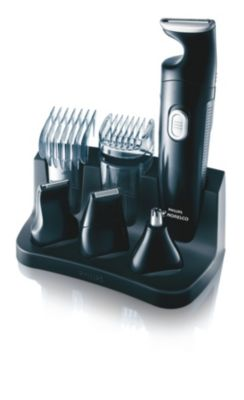 philips philips norelco grooming kit g470 30 all in 1. Black Bedroom Furniture Sets. Home Design Ideas