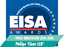 Premiul Eisa Video Innovations: Clear LCD Philips