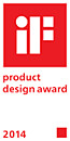 iF Product Design Award -muotoilupalkinto