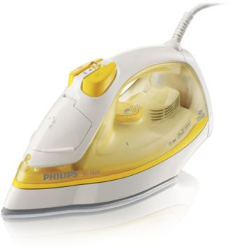 Philips  Steam iron Double anti-calc GC2820