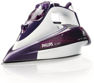 Philips  Steam iron Steam 40g/min;100g steam boost GC4420/02
