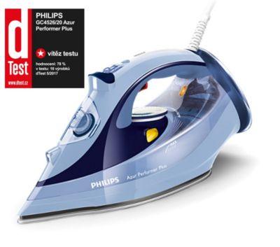 Tuto recenzi zaslal aPhilips Azur Performer Plus Napařovací žehlička  GC4526 20 Napařování 50 g min 967e8086214