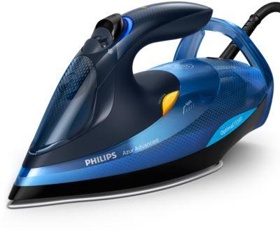 Philips Azur Advanced Stoomstrijkijzer met OptimalTEMP-technologie GC4932/20