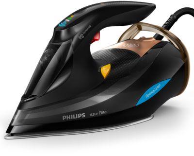 Philips Azur Elite Stoomstrijkijzer met OptimalTEMP-technologie GC5033/80