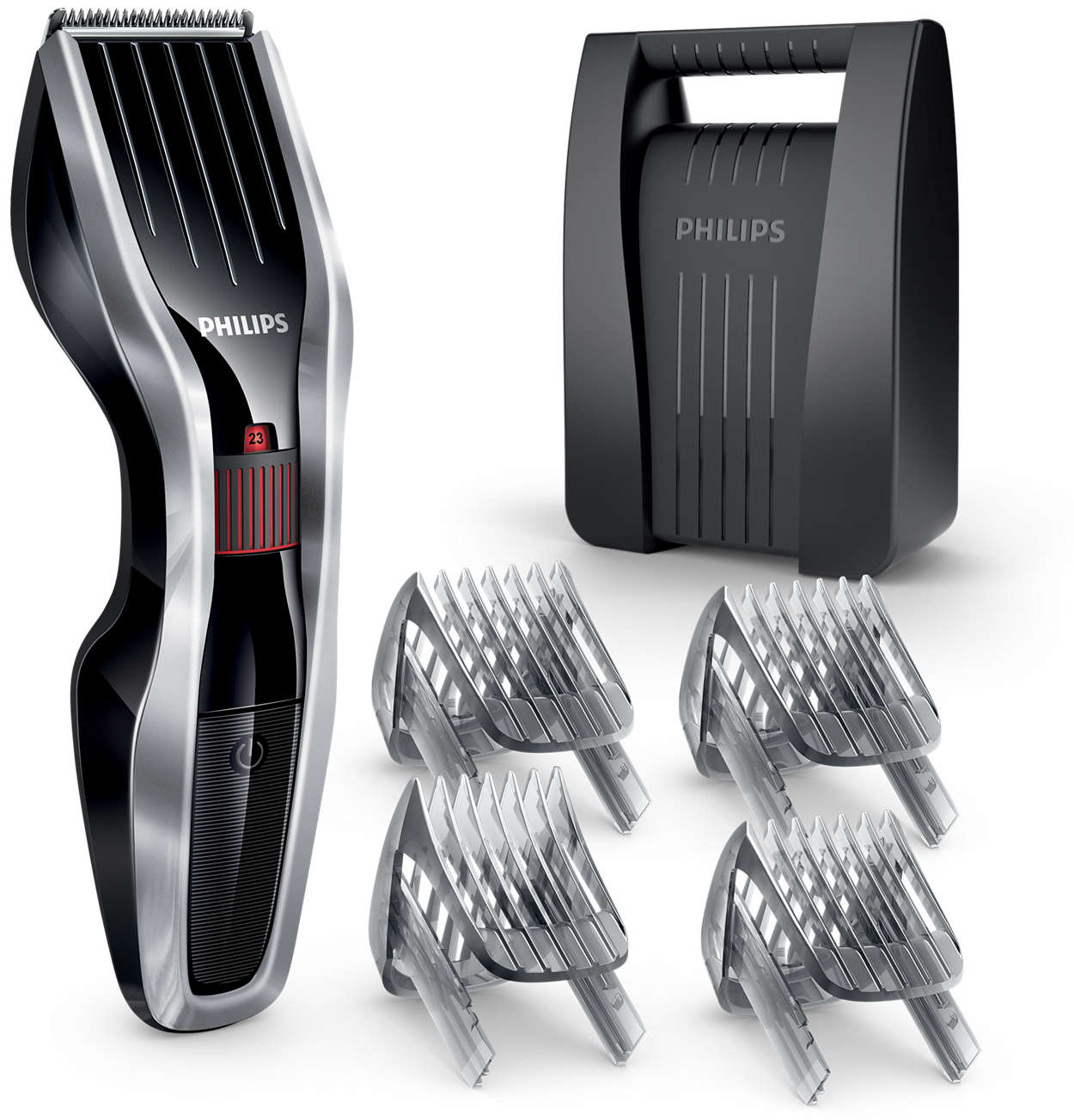 HAIRCLIPPER Series 5000 - Cuts twice as fast*