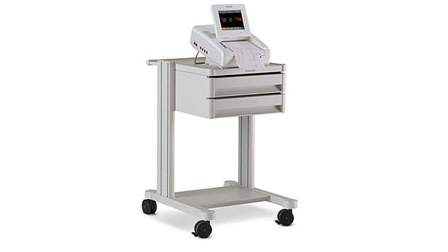 Avalon Fetal Monitor FM20/30: Cart