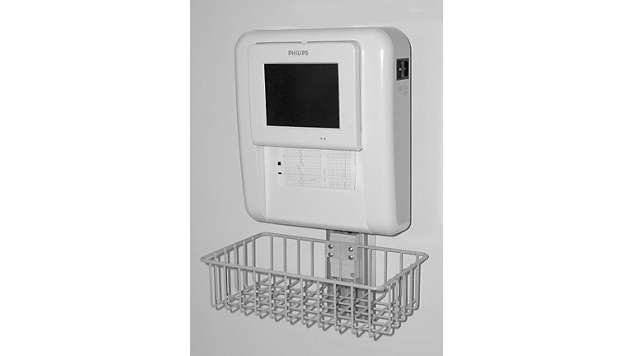Avalon Fetal Monitor FM20/30: Flush Wall Mount